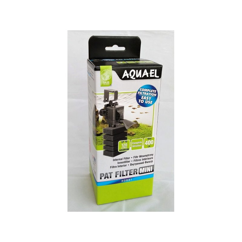 Aquael Pat Mini Filter 400 l/h