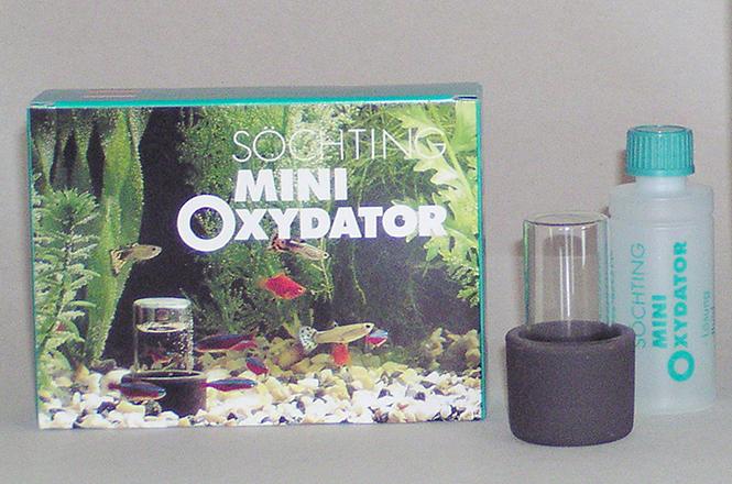 s chting mini oxydator im aquarium lautlos f r sauerstoff sorgen. Black Bedroom Furniture Sets. Home Design Ideas